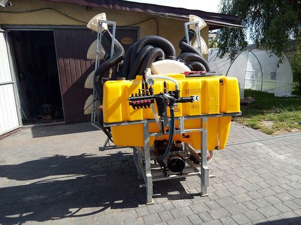 Opryskiwacz do truskawek 400l AGRO-MAX-BIS