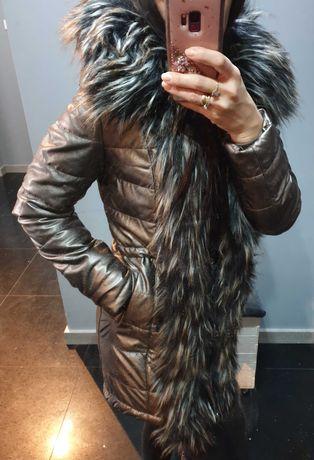 Kurtka, płaszcz  als skóra z futerkiem S,M,L,XL
