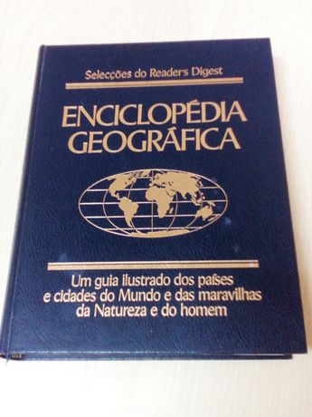 Enciclopédia Geográfica.