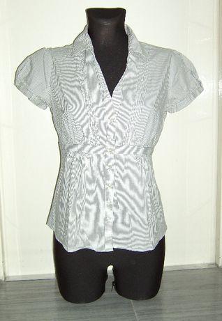 elegancka koszula paski