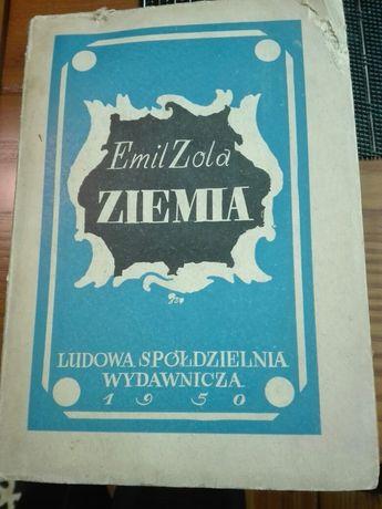Emil Zola Ziemia 1950