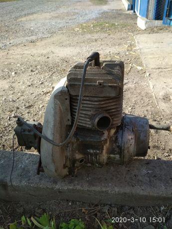 Двигатель от муровья)