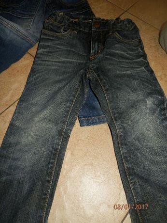Spodnie SQUIN na 104 cm
