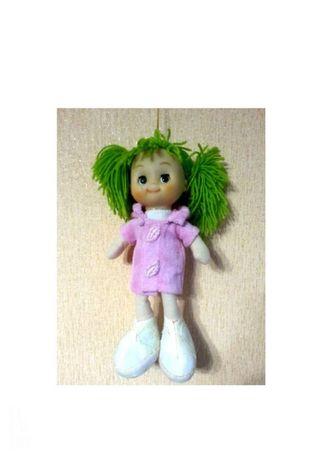 Кукла с мягким туловищем