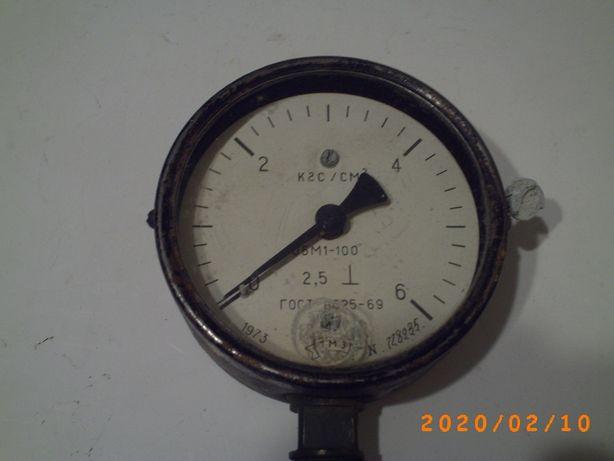 Манометр ОБМ1-100