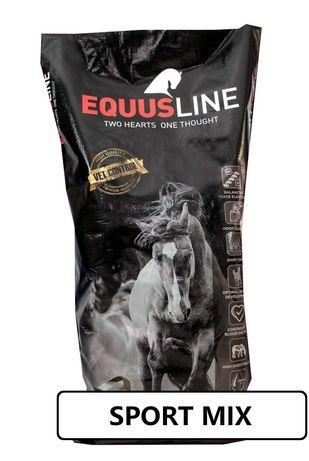 EQUUS SPORT MIX dla koni sportowych 20 KG