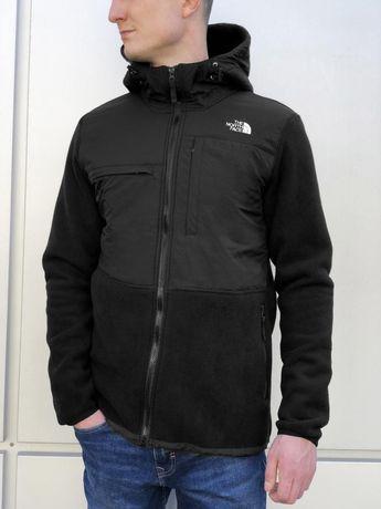 Флисовая куртка мужская The North Face тёплая