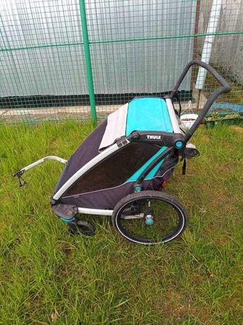 Wózek rowerowy thiule