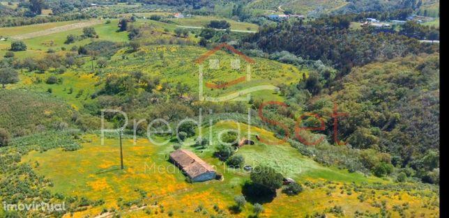 Monte Alentejano Com 18ha - Casa 120m2 - S. Martinho das Amoreiras