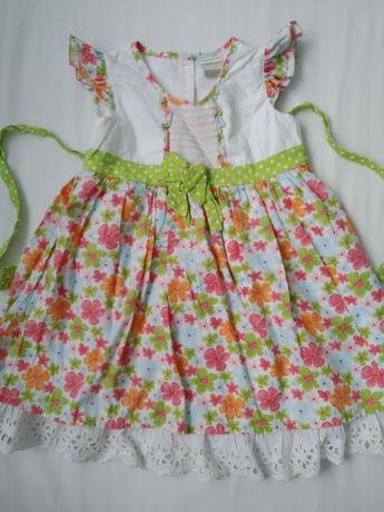 Плаття на дівчинку, платтячка на 3-4 роки.