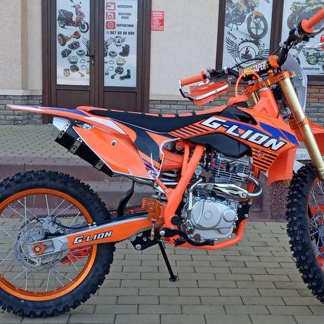 Мотоцикл крос ендуро G-LION RX-250