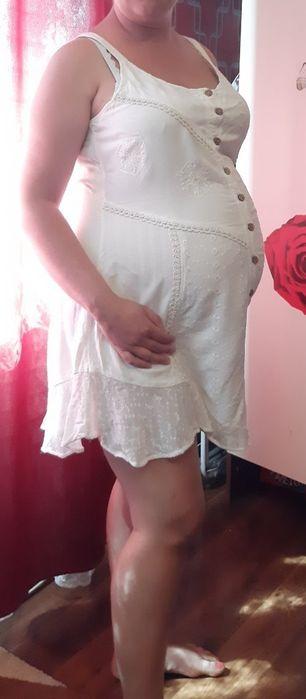 Sukienka ciążowa na brzuszek ciąża tunika bluza Siemianowice Śląskie - image 1