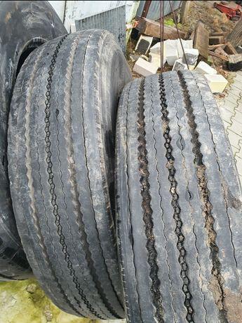 Bridgestone 11r22.5 para dwie sztuki przyczepa