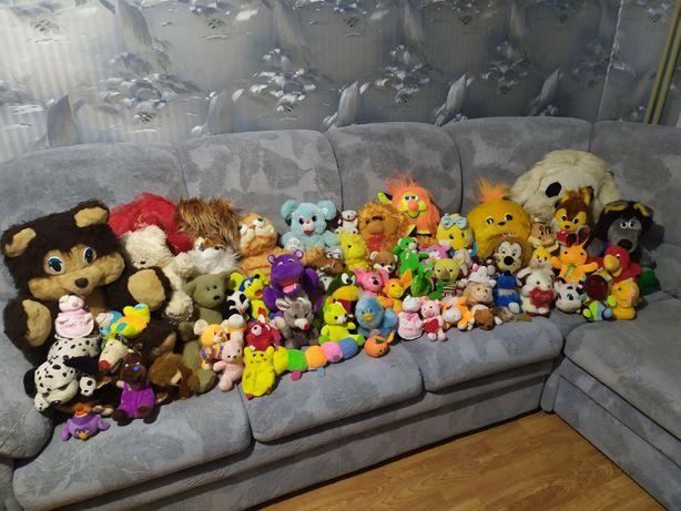 ДЕТСКИЙ МЕГА-ЛОТ мягкие игрушки