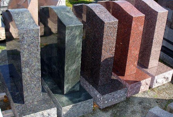 Памятники из гранита. Благоустройство мест захоронения.