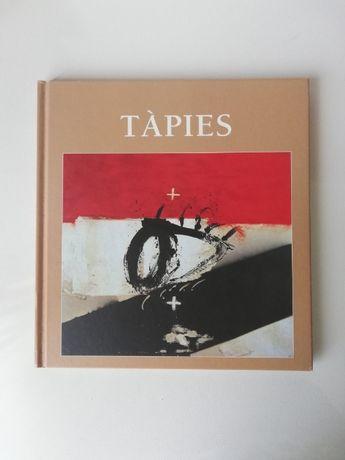 """Livro """"Tàpies"""" (Antoni Tàpies, Pintor)"""