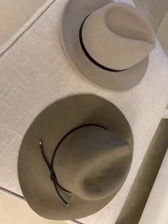 Chapéus lã novos