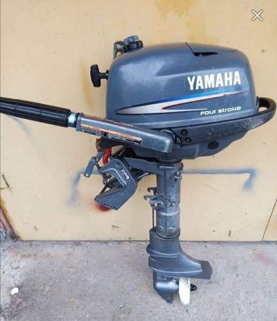 Лодочний мотор Ямаха 4