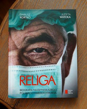 """""""Religa. Biografia najsłynniejszego polskiego kardiochirurga"""""""