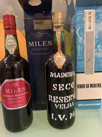 Vinhos Madeira antigo
