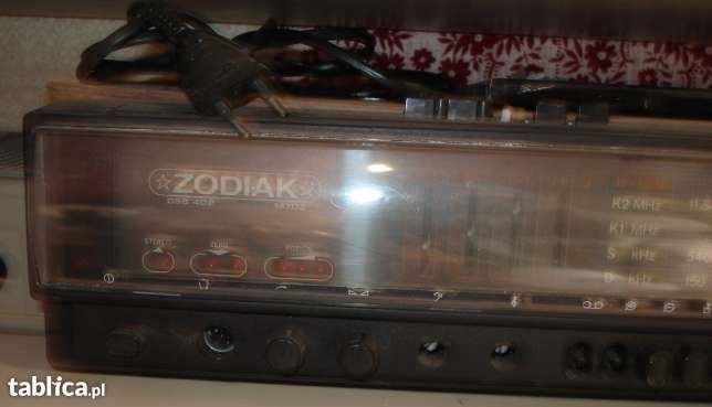 Radio Zodiak dla kolekcjonera.