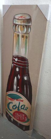 Quadro Cola e  - novo