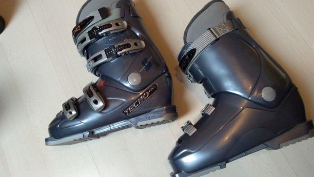 Buty narciarskie Tecno Pro 38 39 Traxis Five Wkładka 25 cm Śliczne