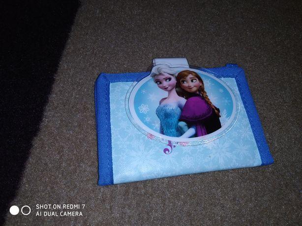 Malas e Carteiras Frozen Novas (nunca usadas)