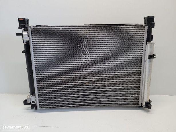 Conjunto Kit de radiadores Renault Clio IV RS 1.6 c/ ventilador
