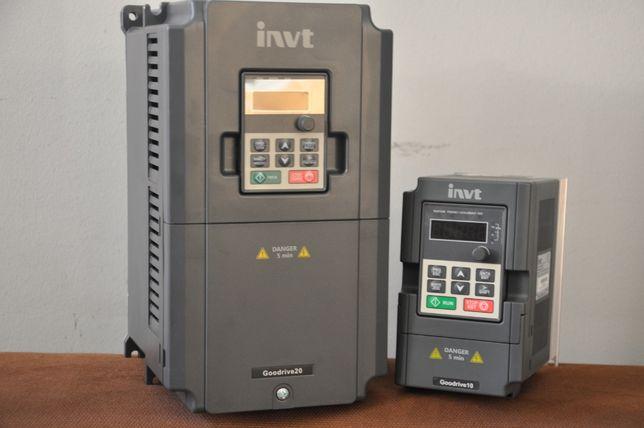 Частотный преобразователь INVT ИНВТ серия Gooddrive 10 частотник