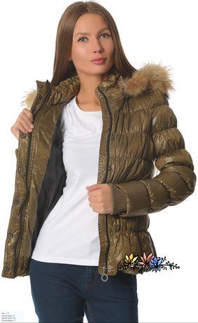 Пуховик Colin's куртка