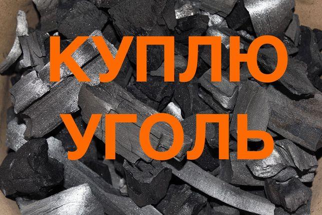 Деревне вугілля , древесный уголь
