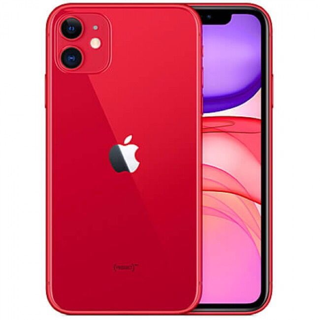 iPhone 11, Red, 128GB Киев - изображение 1