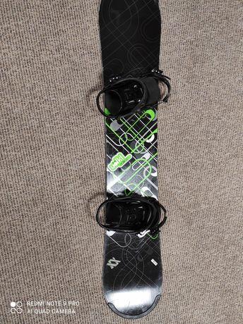 Deska snowboardowa Volkl Dash rental 149cm