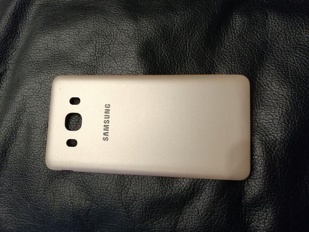 Obudowa oryginalna Samsung Galaxy J5 2016 złota.