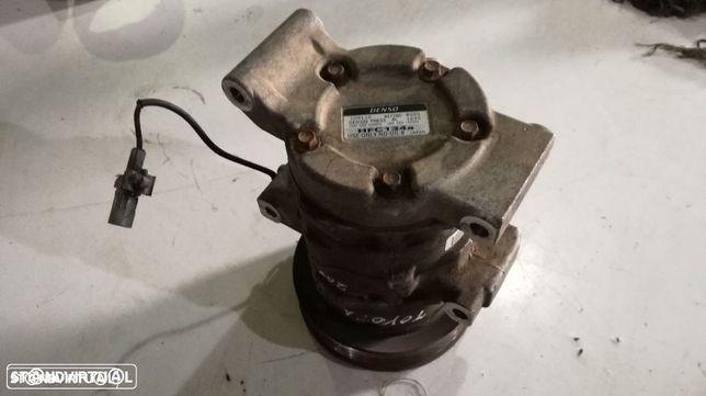 Compressor de AC Toyota Hilux Ref-HFC134a