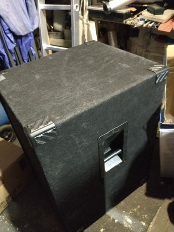 Subwoofer polaudio tp 118 lw1250 mow audio draus STK 210