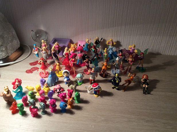 Игрушки Kinder/Киндер