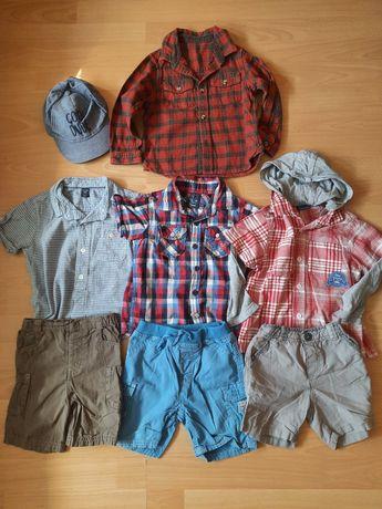 Spodenki czapka koszulki