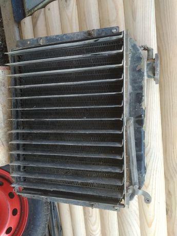 Основной радиатор на МОСКВИЧ 412