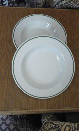 Тарелка для 1 блюд, пр-во Польша