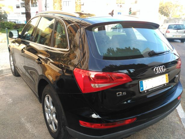 Audi Q5 Diesel 2012, Nacional
