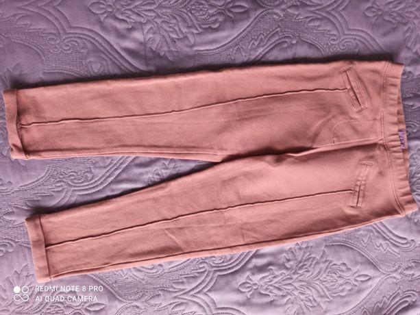 Tregginsy legginsy spodnie r. 104