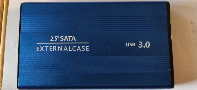 Kieszeń na dysk SSD 2,5 SATA USB 3.0