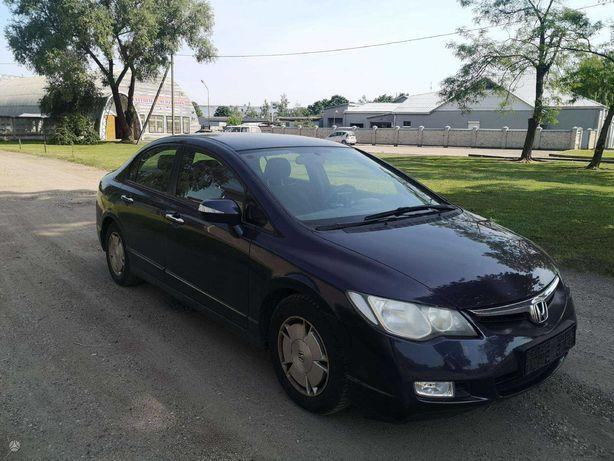 Honda Civic, 1.3 l., Седан-акпп-