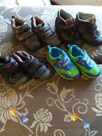 4pary butów rozmiar 23