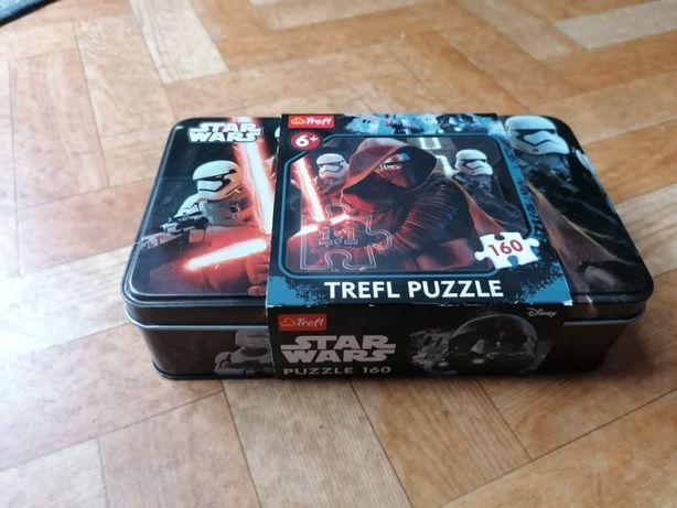 Puzzle Star Wars. 160 elementów. NOWE!!!