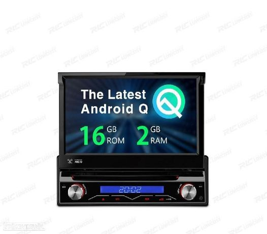 AUTO RADIO GPS UNIVERSAL 1 DIN ANDROID 10