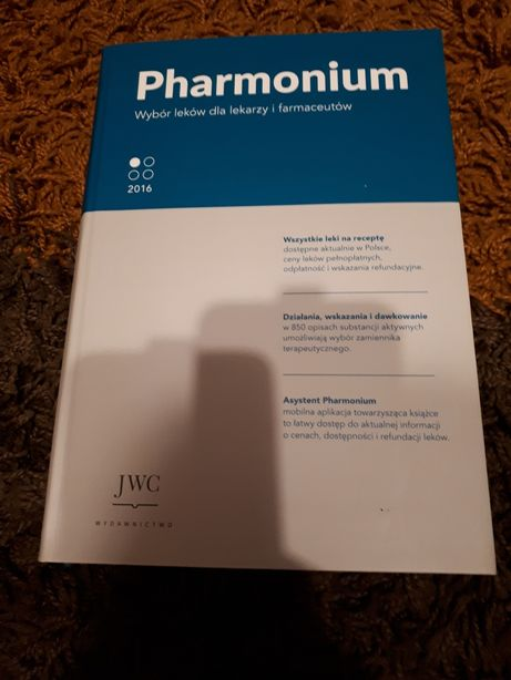 Pharmonium vademecum leków