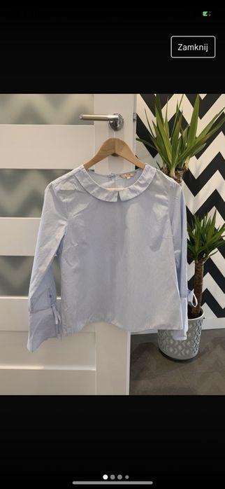 Paczka paka ubrania damskie góra Zara bluza koszulka bluzki bluzka M Lublin - image 1